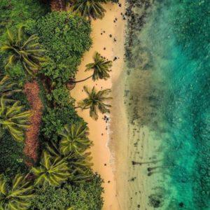 Île de Sao tomé
